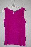 "MBAMG #79-108  ""Urban Chic Hot Pink Stretch Tank"""
