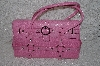 "**MBAMG #11-1068  ""The Find Pink Buckle Up Hand Bag"""