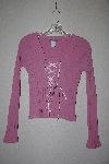 "MBAMG #76-055  ""Body Central Pink Tie Front Top"""