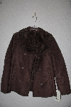 "**MBAMG #76-058  ""Columbia Sportswear Faux Suede Shearling Jacket"""