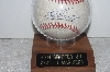 "**MBAMG #003-122  ""Ken Griffey Jr. 1990's Autographed Baseball With Display Case"""