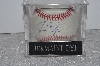 "**MBAMG #003-087  ""1990's Autographed Jermaine Dye Baseball With Display Case"""