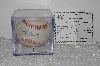 "**MBAMG #018-004  ""1990's John Smoltz Autographed Baseball In Cube With Certificate"""