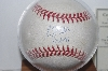 "**MBAMG #018-009  ""1995 Limited Edition Autographed Greg Maddux Baseball In Case With Cert"""