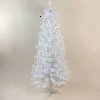 "+MBAMG #019-024   ""Grandinroad 4FT Pre-Lit White Cashmere Christmas Tree"""