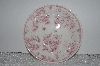 "** MBAMG #019-062   Set Of 4    ""Queens China Pink Chelsea Toile Soup/Cereal Bowl"""