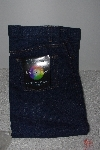 "MBAMG #T06-123  Size 6T/ 34"" Long  ""Jeanology 2004 Blue 5 Pocket Classic Jeans"""