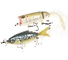 "**MBAMG #0031-F4418  ""Chuck Woolery Set Of 2 Original Self Propelled Fishing Lures"""