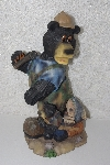 "**MBAMG #0031-069  ""2005 Camping Bear Collection Figurine"""