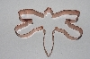 "MBAMG #099-098  ""Older Large Copper Dragonfly Cookie Cutter"""