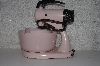 "**MBAVG #101-194  ""Vintage Pink SunBeam Mixmaster 10 Speed Mixer"""