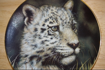 "MBA #4-176  ""1992 ""Jaguar Cub"" Artist Q. Lemonds"