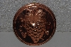 "MBAMG #108-0113  ""Copper Grape Mold"""
