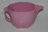 "**MBAMG #108-0048  ""Pink Hall Batter Jug"""