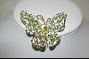 Nolan Miller Cathedral ButterFly Pin