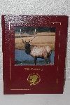 "MBACF #999-0034   ""1991 North American Hunting Club Elk Country Hardcover"""