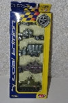 """SOLD""  MBACF #999-0047  ""Older Motor Max Special Edition Commando Force Die Cast Set Of 4"""