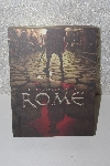"**MBACF #00010-0041    ""The Complete First Season Of Rome Dvd Set"""