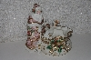 "**MBACF #00010-0022  ""1990's Fitz & Floyd  Classics Ceramic Christmas Candy Piece"""