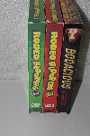 "MBACF #VHS-0230  ""Set Of 4 Rodeo VHS Tapes"""