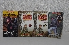 "MBACF #VHS-0127  ""Set Of 4 Hunting Comedy VHS Tapes"""