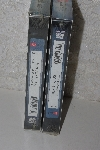 "MBACF #VHS-0085  ""Set Of 2 A&E Biography VHS Tapes"""