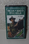 "MBACF #VHS-0120  ""Bear Video Theater Grizzly,Mule Deer & Polar Bear Hunts VHS"""
