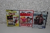 "MBACF #DVD-0091  ""Set Of 3 New Comedy Dvd's"""