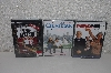 "MBACF #DVD-0089  ""Set Of 3 New Comedy DVD Movies"""