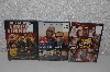 "MBACF #DVD-0087  ""Set Of 3 New DVD Movies"""