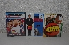 "MBACF #DVD-0085  ""Set Of 3 New DVD Movies"""