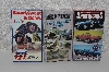 "MBACF #DVD-0065  ""Set Of 4 Truck & Car VHS Tapes"""