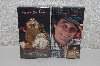 "MBACF #VHS2-0043  ""Set Of 2 VHS New Country Musiv Tapes"""