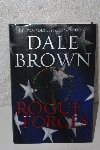 "MBACF #B-0005  ""2009 Rogue Forces By Dale Brown Hardcover"""