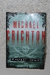 "MBACF #B-0049  ""2009 Pirate Latitudes First Edition Hardcover By Micheal Crichton"""