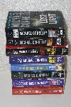 "MBACF #B-0070  ""Set Of 8 Pre-Owned Used Michael Connelly Paperback Books"""