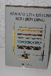 "MBACF #B-0094  ""1978 Advanced Custom Rod Building Hardcover"""