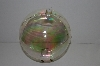 "+MBA #S29-252  ""1980's Set Of 8 Large 200MM Iridescent Bubble Ornaments"""