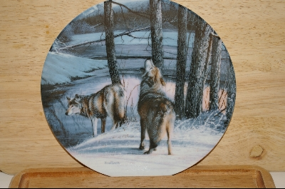 "+MBA #6-005   ""1992 ""Northern Spirts"" By Artist Kevin Daniel"
