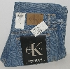 "MBAJ #502-0076  Juniors Size 5/34"" Long  ""Calvin Klein Easy Low Rider Jeans"""