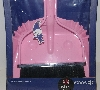 "MBAJ #501-0130  ""Groucho ""Pink"" Dustpan & Brush Set"""