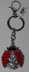 "MBAM #421-0032 ""Lady Bug Purse Charm/Key Ring"""
