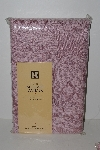 "MBA #1313-332  ""Dusty Pink Chateau Jacquard Damask 70x144 Oblong Wider Width Tablecloth"""