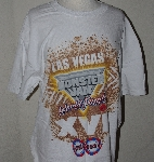 "MBA #1313-0023  ""Set Of 4 Monster Jam World Finals T-Shirts 2015"""