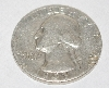 "+MBA #1818-0075  ""Sterling 1943 Circulated Quarter"""