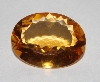 "MBA #1818-0168  ""Large 30x22 Oval Cut Citrine"""