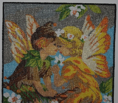 "MBA #2020-0013  ""Royal Paris Hand Beaded Tapestry"""