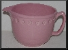 "MBA #2323-0023  ""2005 Pink Chantal Batter Bowl"""