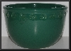"MBA #2323-0045  ""2003 Chantal Green Clover 7 Cup Mixing Bowl"""
