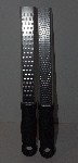 "MBA #2626-0165  ""Set Of 2 Black Handled Microplane Zester/Graters"""
